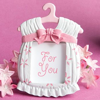 Personalized Baby Shower favor ideas