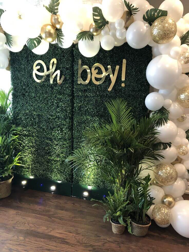 Drive by Baby Shower decorations ideas