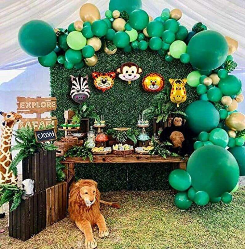 Drive-by baby shower decoration ideas