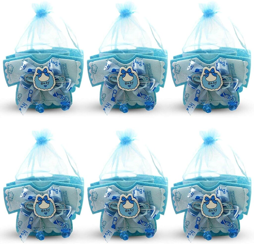 Baby shower personalized favors