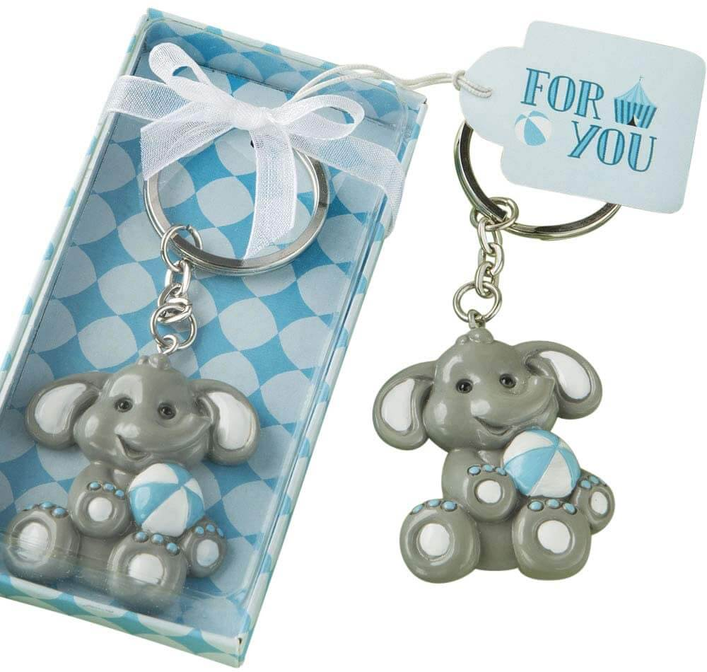 Elephant Baby shower Favors from Amazon