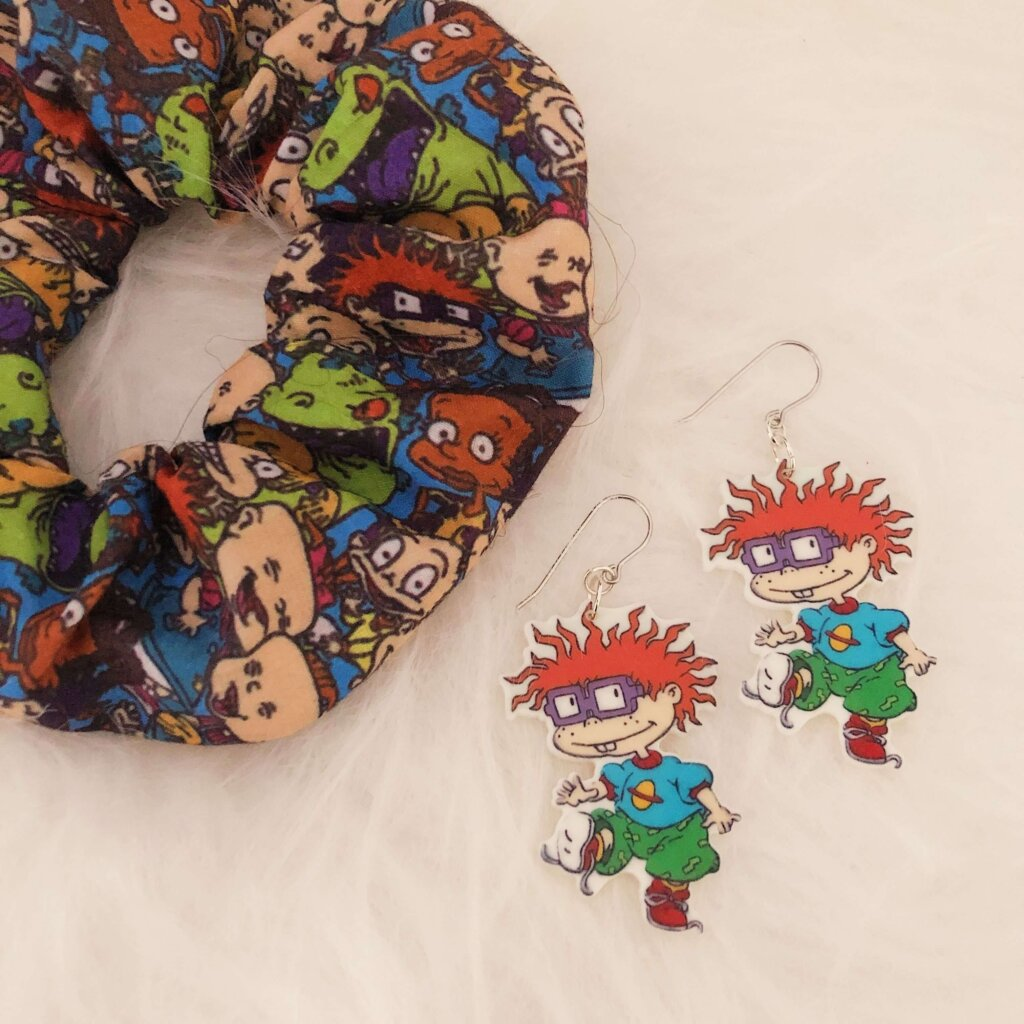 Rugrats baby shower Favors