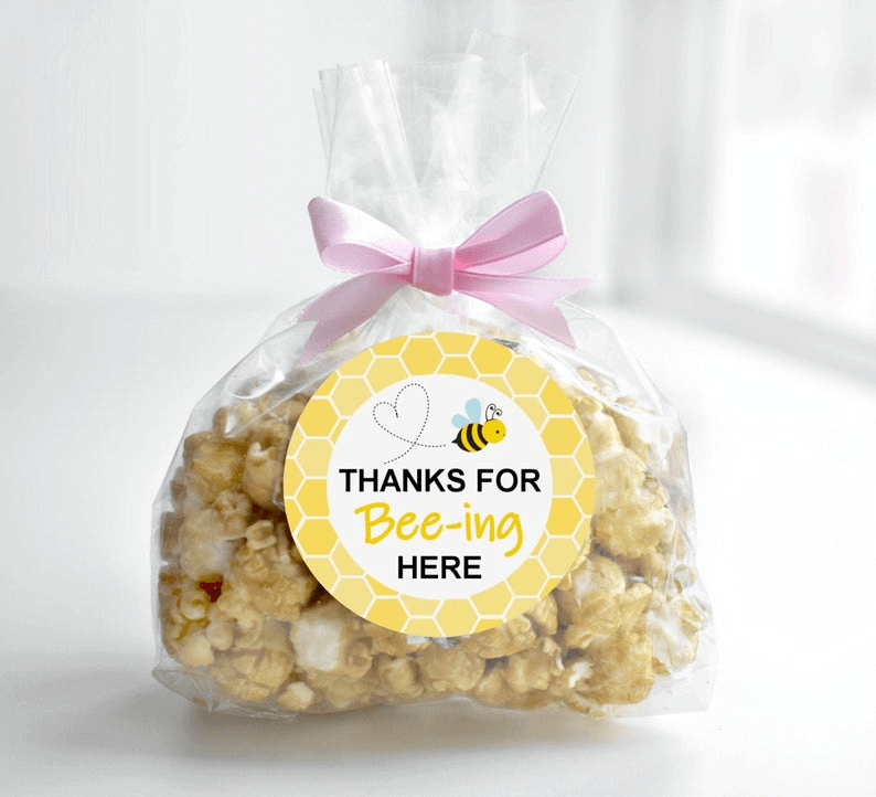Bee Themed Baby Shower favor