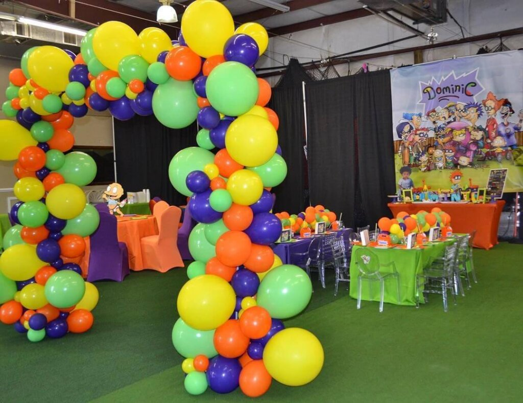 Rugrats baby shower Decorations