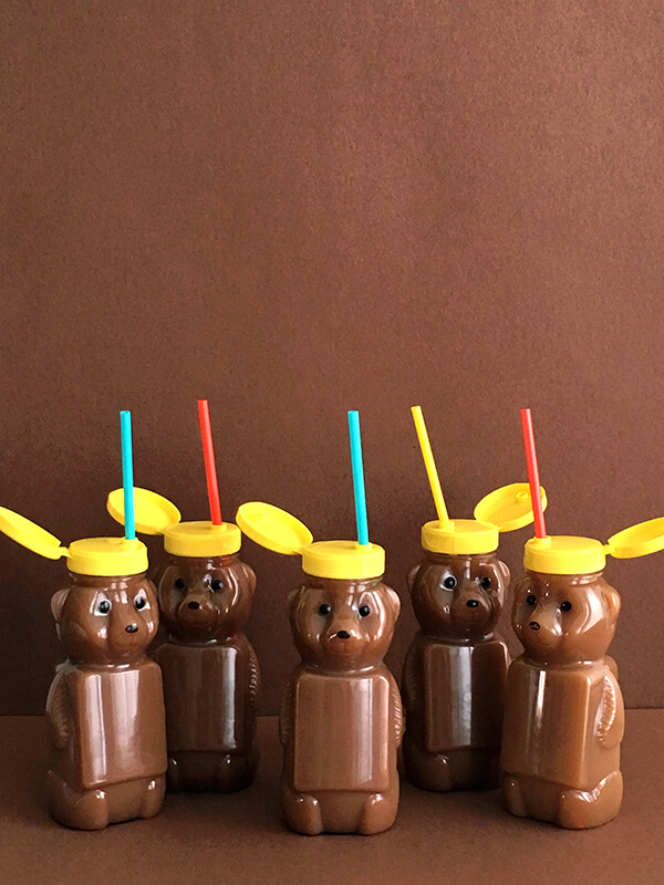 Teddy Bear Themed Baby Shower drinks