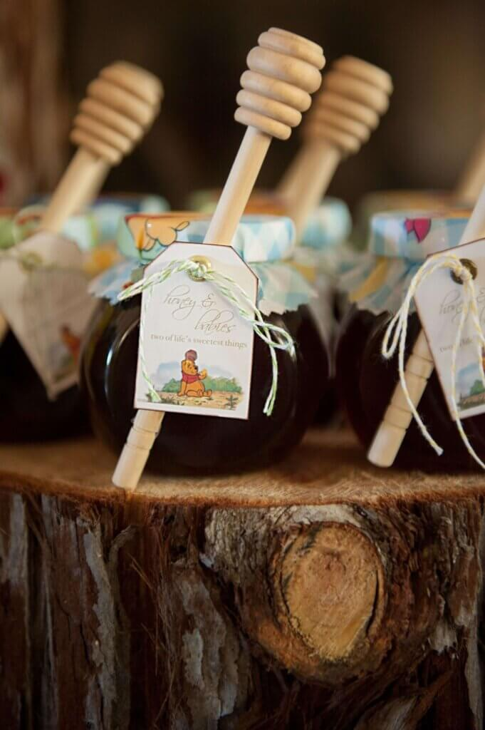 Bee Themed Baby Shower favors