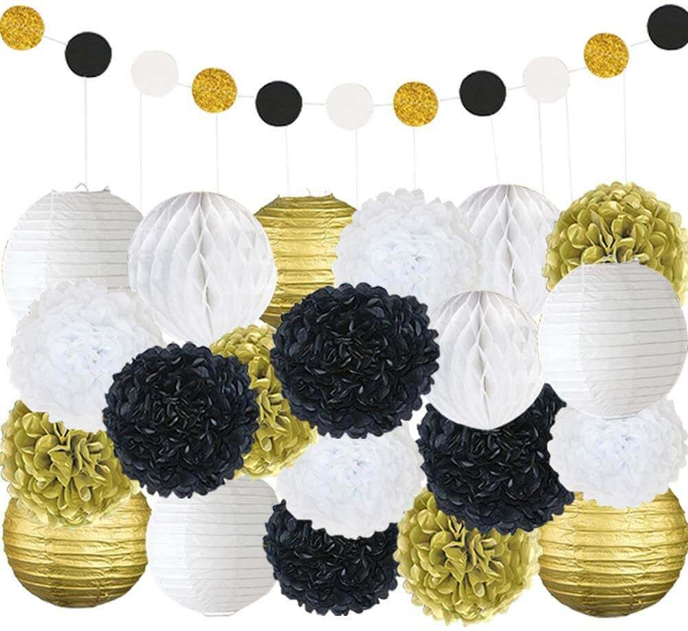 Bee Themed Baby Shower decoration