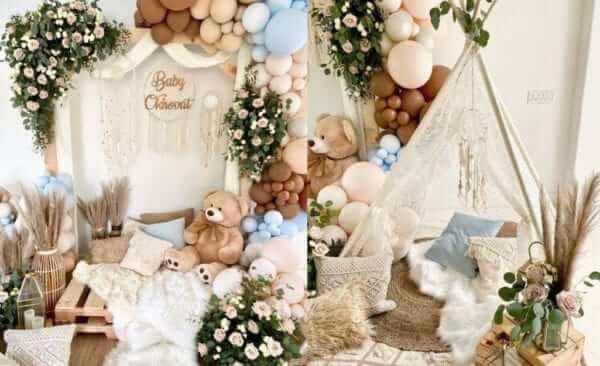 Teddy Bear Themed Baby Shower