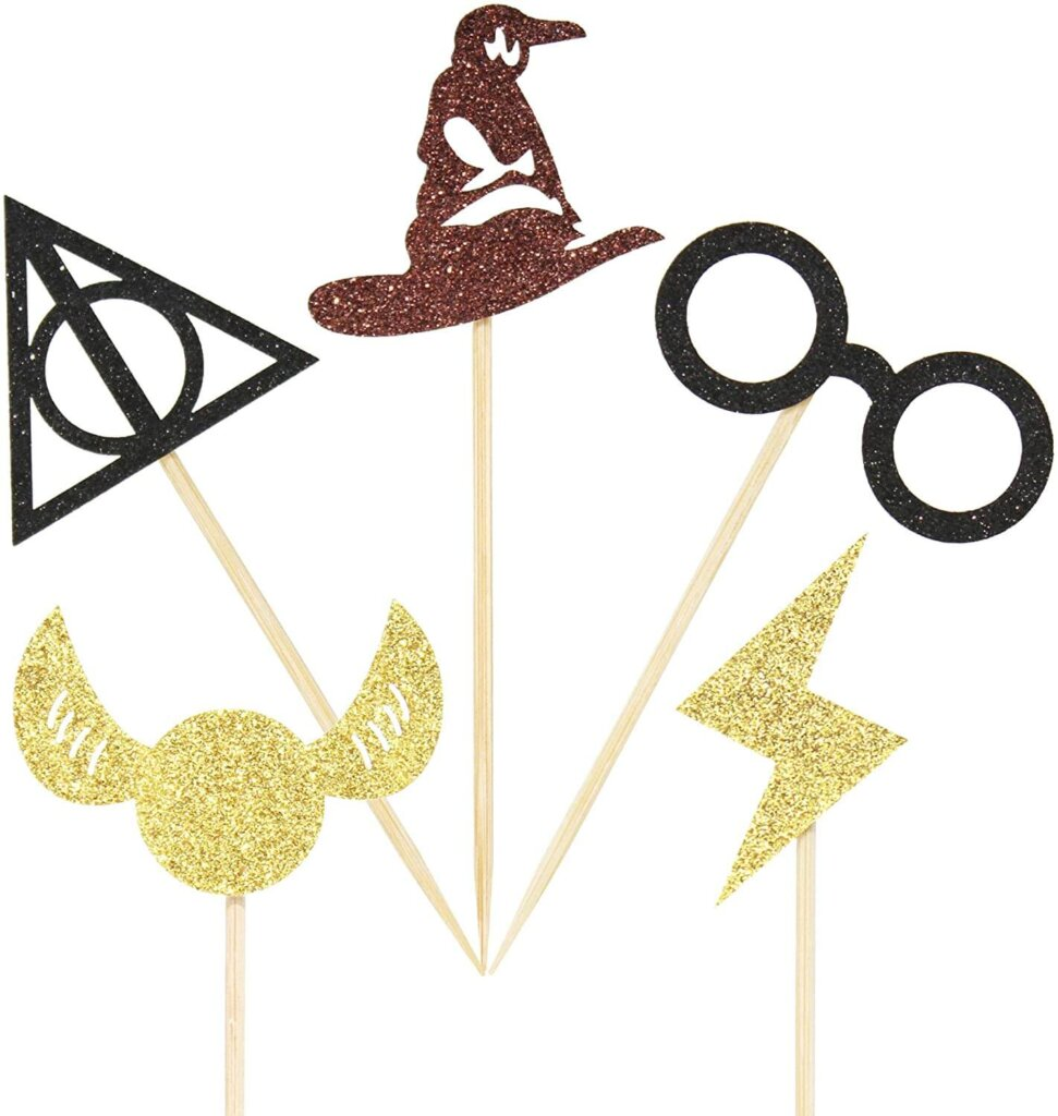 Harry Potter baby shower decorations