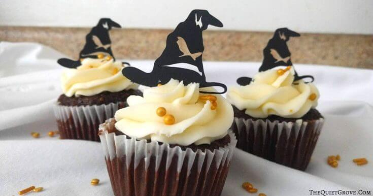 Harry Potter baby shower food Ideas