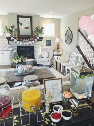Places to hold baby shower