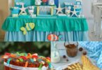 Fishing Themed Baby Shower Ideas (Free Printable included)