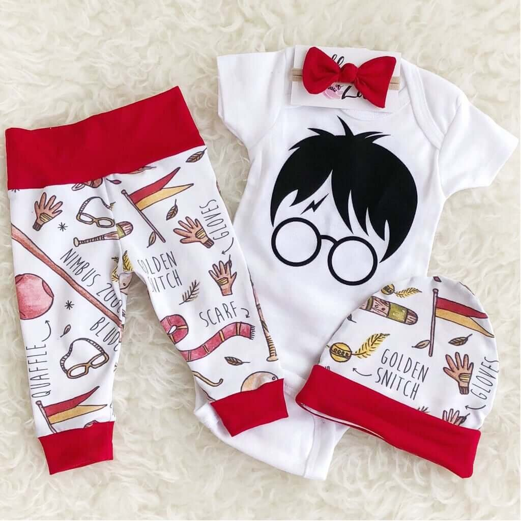 Harry Potter baby shower gifts