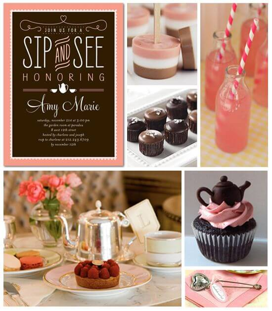 Sip and See Party