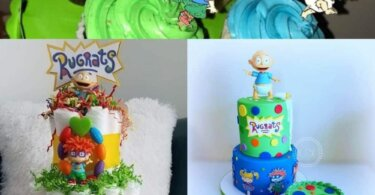 Rugrats baby shower Ideas