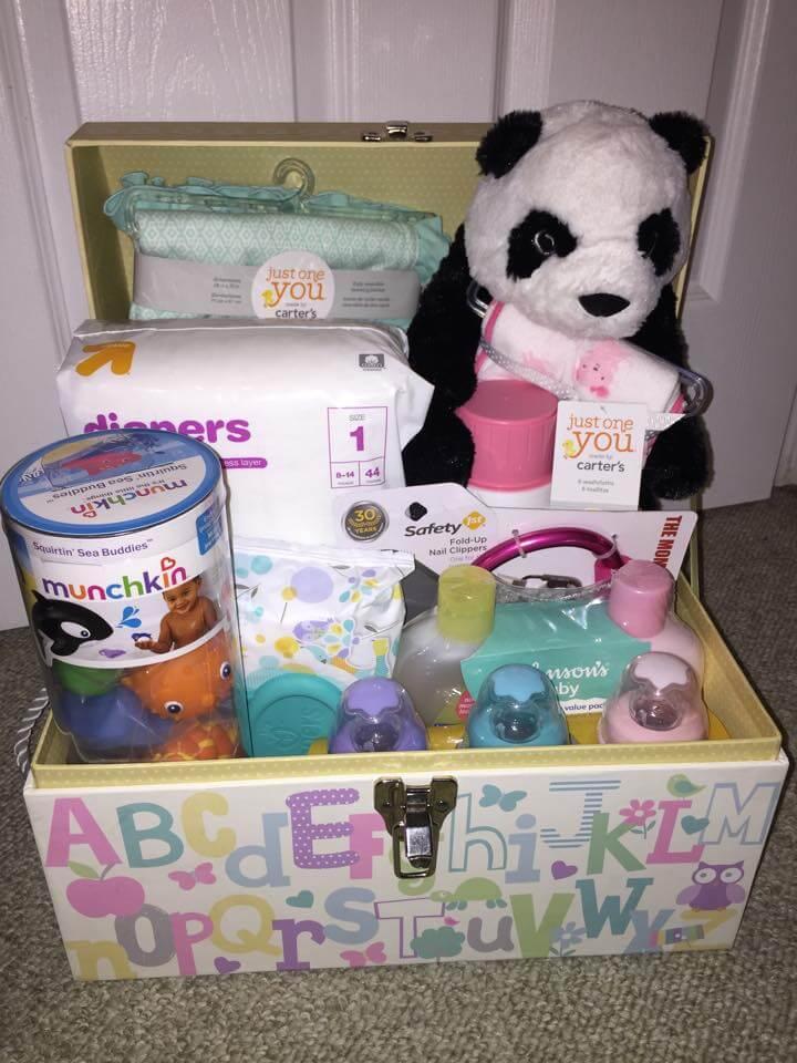 baby shower alternatives