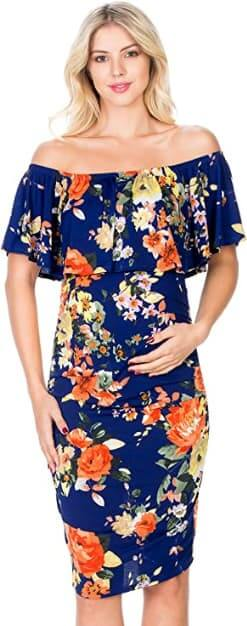 What To Wear To Baby Shower for mom to be