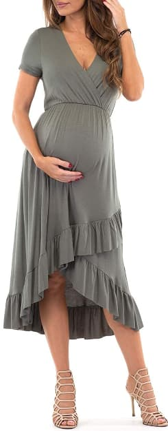 baby shower mom dress ideas