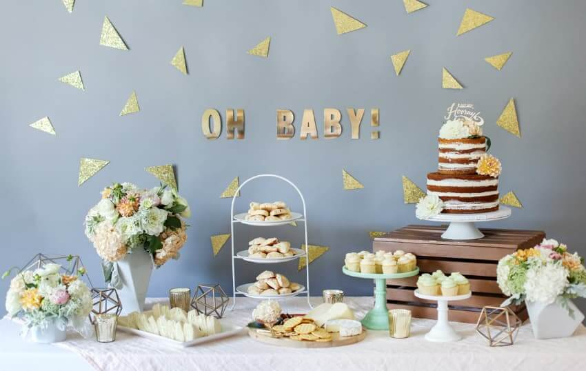 What To Do At A Baby Shower